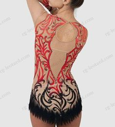 Queen of Spades, Competition Leotards, pic 7