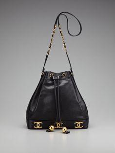 Chanel Bucket Bag by Chanel on Gilt