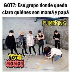 Memes GOT7