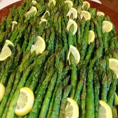 """""""Did you know that March starts the local California Asparagus season? From now until July we can enjoy local Asparagus! One of our favorites! Pictured here: our popular Asparagus with Lemon Infused Olive Oil! #CaliforniaFarmToFork #CaliforniaAsparagus #farmtofork #localproduce #californiaproduce #chefbethcatering #bethsogaardcatering"""" via @chefbethcatering"""