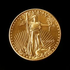 1986-2019 American Gold Eagle $50 1 Ounce Genuine US Mint Capsule No Coins