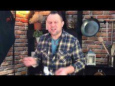 (47) Polędwiczki w sosie pieczarkowym / Oddaszfartucha - YouTube Pork, Button Down Shirt, Men Casual, Youtube, Mens Tops, Mad, Coffee, Kale Stir Fry, Dress Shirt