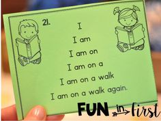 Fun in First Grade: