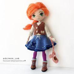 """311 Likes, 16 Comments - КукОльНаЯ ЛабОрАтОриЯ❤ОЛЯ_Ка © (@olyaka_lab) on Instagram: """"Добрый день Good day Кукла Фелис Догадались что за персонаж, Из какого мультфильма? Это…"""""""