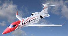 Bombardier Learjet NXT Business Jet