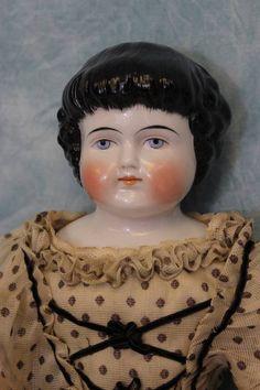 "22"" Antique Alt Beck Gottschalck 1000 9 Highland Mary China Doll Original Body | eBay"