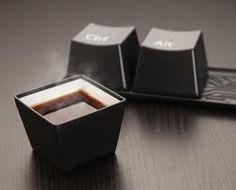 Ctrl Alt Sup cup set.