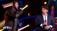 The Voice 2015│Lilian Renaud & Josh Groban - Over the Rainbow (Judy Garl...