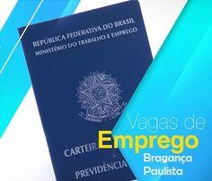 #Bragança Paulista: Confira as 28 Vagas de Emprego disponíveis no PAT de Bragança Paulista até 13/02/2017 - Portal Bragança Notícias:…