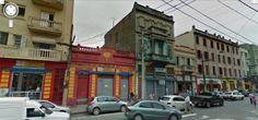 Rua Santa Rosa (zona cerealista) - Brás