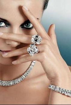 Diamonds.....