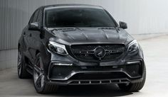 Aftermarket Tuners Accomplish The Impossible And Make An AMG Look Even Worse