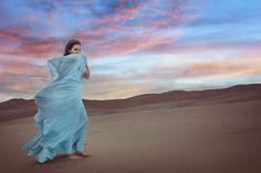 Great Sand Dunes photography - Copyright Josue Rivera Photography