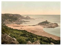 latest addition Jersey, Portelet Bay, I, Channel Islands, England