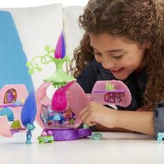 Trolls toys and playsets are among 100+ Top Toys for Kids of All Ages and Interests for Christmas 2016.