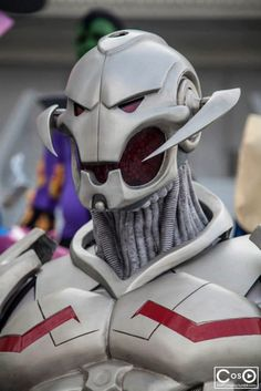 The Avengers Don't Stand a Chance Against This Ultron [cosplay]