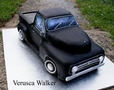 F100 3D car for inspiration to build my truck