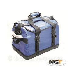 Ngt medium #saltwater fishing bag - #heavy duty #waterproof boat bag with hard ba, View more on the LINK: http://www.zeppy.io/product/gb/2/252318210878/