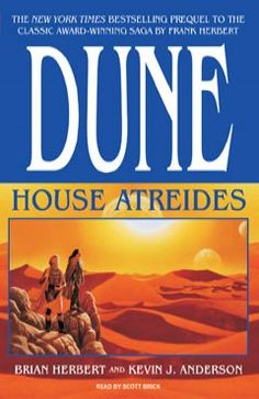 All of the House books picked up by Brian Herbert after is father died are amazing background to the legendary books by Frank Herbert.