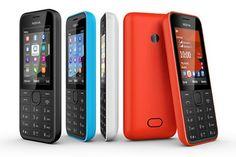 Nokia 207 and Nokia 208 Dual SIM Price In Pakistan