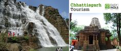 Chhattisgarh Tourism - It's all about stunning natural wonders, glorious temples.