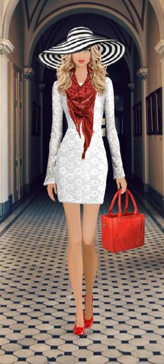 Look Styled For Covet Fashion: Lace Love