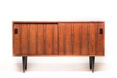 Vintage Deens palissander dressoir (*on hold) - Vintage Furniture Base