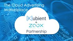 Zoox Smart Data and Kubient launch strategic partnership to provide premium audiences with vetted first-party data to advertisers - advertising #mrketing #digtalmarketing #data Best Workplace, Transportation Industry, Advertising Industry, Cloud Based, Digital Media, Product Launch, Party, Parties