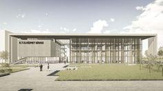 Eşdeğer Mansiyon-Kayseri Ticaret Odası Hizmet Binası Ulusal Mimari Fikir Yarışması - kolokyum.com