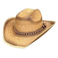 d2589bb8e47 -Rodeo Crown -Childrens Cowboy hat -Bound Brim Edge -Hat Band With Light X s