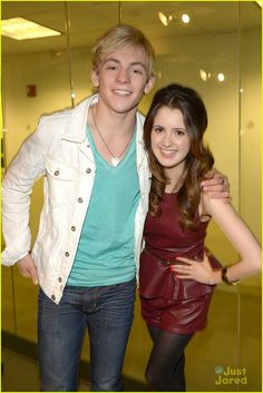 Laura y Ross