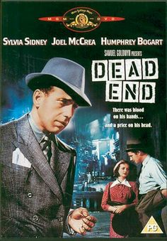 """BEST ART DIRECTION NOMINEE: Richard Day for """"Dead End""""."""