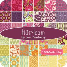 joel dewberry fabric <3