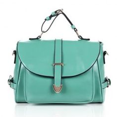 6529a20e84 Stylish Casual Vintage Candy Color and Belts Design Women s Tote Bag  Fashion Bags