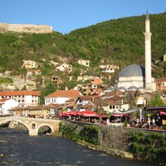 Fortress Above the City - Prizren, Kosovo - Photo - Amateur Traveler Travel Podcast