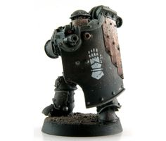 Legion MkIII Breacher designed by Will Hayes.