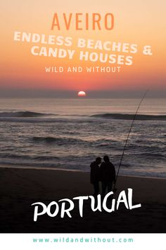 As soon as we saw images of the wonderful candy striped houses we knew we just had to visit Aveiro. There is so much more though! Endless beaches, adorable lighthouses, canals, gondolas, you name it. Aveiro may be small, but it sure packs a punch!