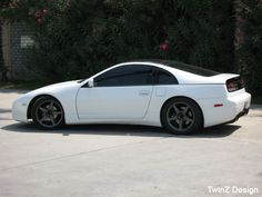 TWINZ Aero for the Z32300ZX. love this kit on... - Flicktitty