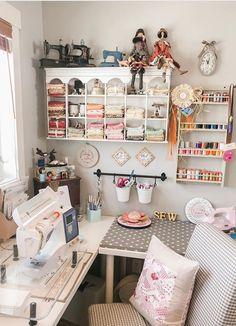 Wow - so pretty and organized