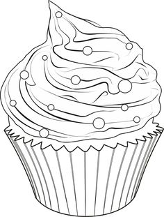 Dulemba coloring page tuesday ice cream cone for Novel kuchen homepage