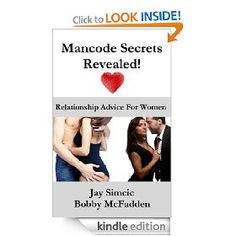 Mancode Secrets Revealed gives out powerful relationship advice for women.  It's an easy read that gives down to earth raw details from a man's perspective.  The insight you gain to apply to any relationship will be well worth the time it takes to read this book.