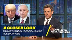 Trump Turns on Sessions Amid Russia Probe: A Closer Look