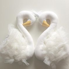 High Quality Fashion Handmade DIY Kids Baby Swan Flamingo Stuffed Toys Room Decoration Wall Decoration Size 52X19cm