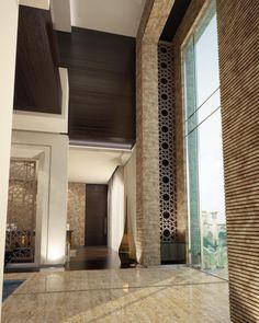 45 Top Ideas To Classic Modern Hospitality Interior Design Architecture Design, Islamic Architecture, Exterior Design, Interior And Exterior, Lobby Design, Hotel Interiors, Hospitality Design, Deco Design, Ceiling Design