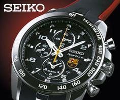 Seiko horloge FC Barcalona