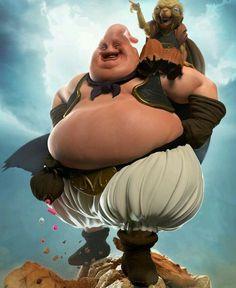 Fat buu