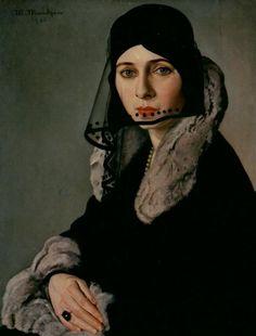 Lady in Mourning, Martin Mendgen