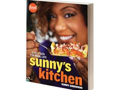 Enter for a Chance to Win Sunny Anderson's First Cookbook