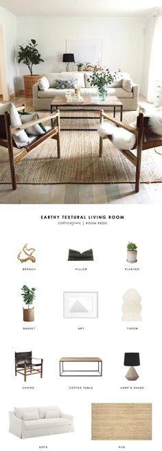 living room design idea