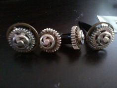Steampunk gauges I made